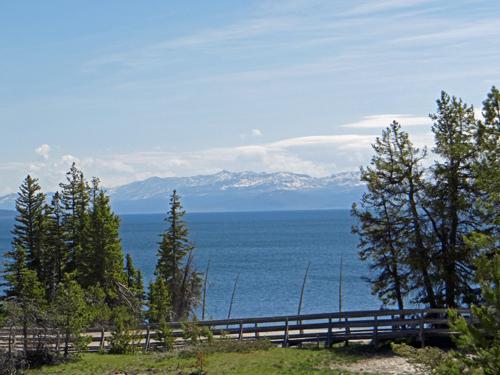 001 Yellowstone Lake at West Thumb