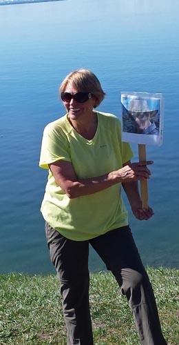 002 Lydia and Pat at lakeside