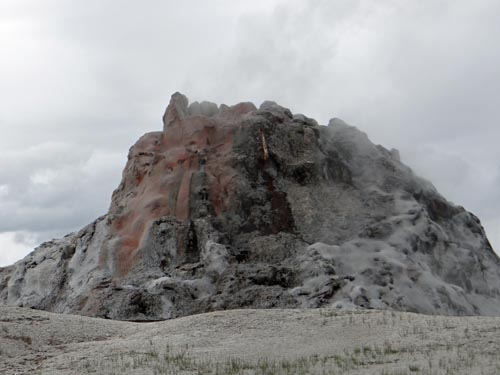 005 white Dome Geyser