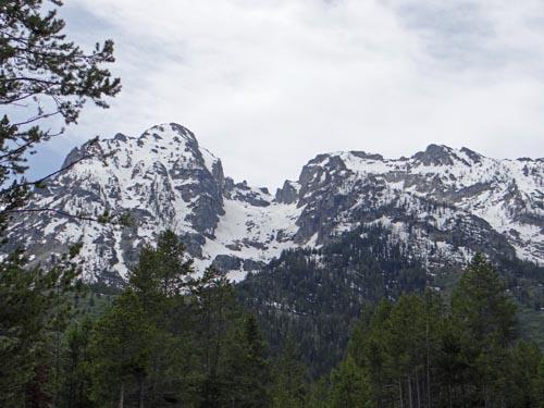 013 Teton Range from Jenny Lake trail